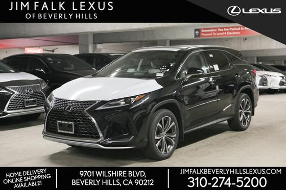 2020 Lexus RX 350L:23 car images available