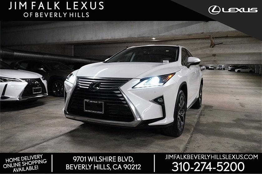 2018 Lexus RX 350L:15 car images available