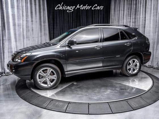 2008 Lexus RX 400h:24 car images available