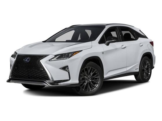 2018 Lexus RX 450h F Sport : Car has generic photo