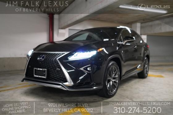 2017 Lexus RX 450h F Sport:14 car images available