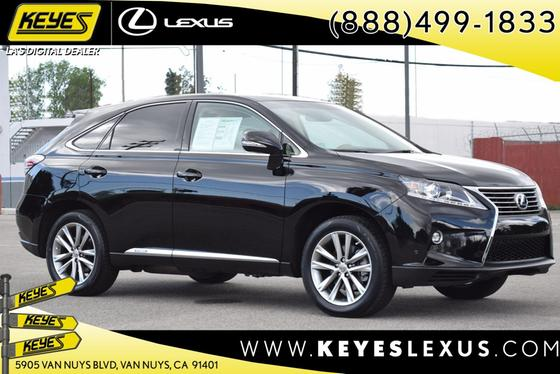 2015 Lexus RX 450h:24 car images available