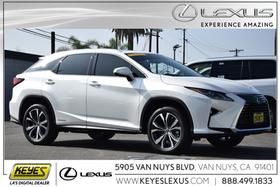 2018 Lexus RX 450h:24 car images available