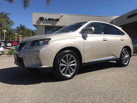 2014 Lexus RX 450h:11 car images available