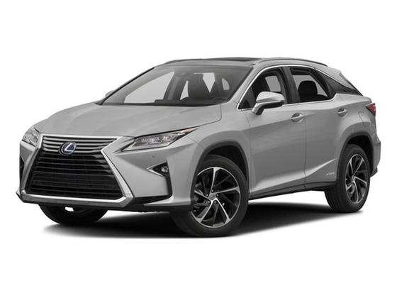 2016 Lexus RX 450h : Car has generic photo