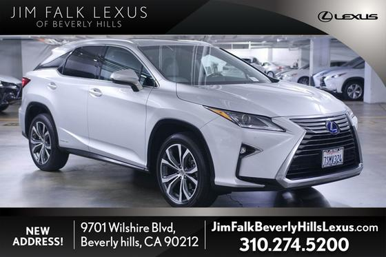 2016 Lexus RX 450h:9 car images available