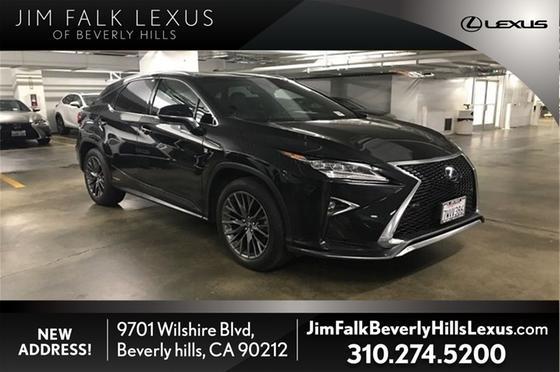 2017 Lexus RX 450h:5 car images available
