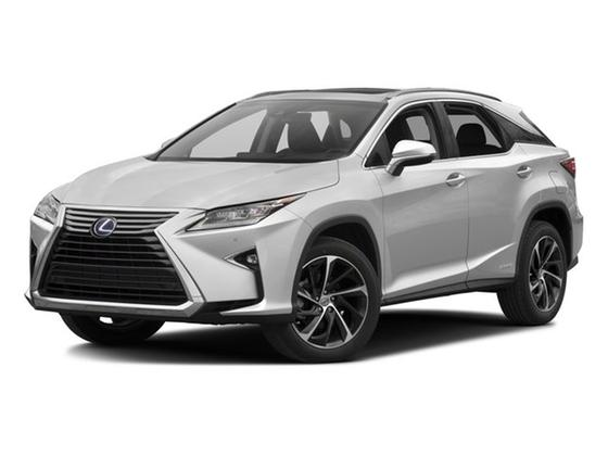 2017 Lexus RX 450h : Car has generic photo