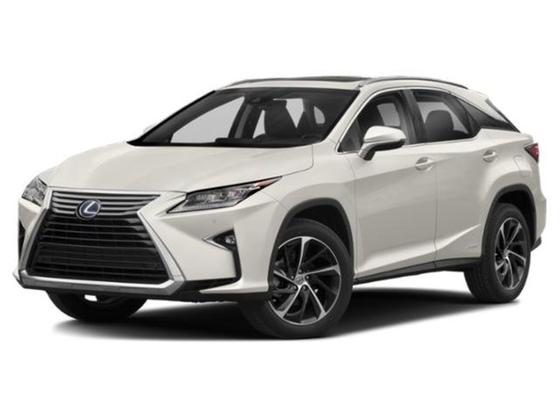 2018 Lexus RX 450h : Car has generic photo