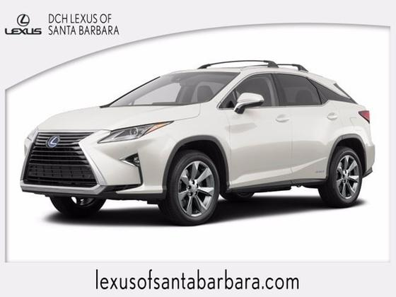 2017 Lexus RX 450h:12 car images available