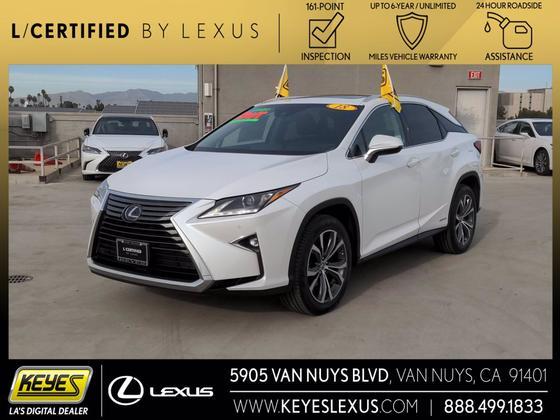 2018 Lexus RX 450h:24 car images available