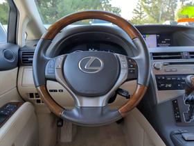 2013 Lexus RX 450h