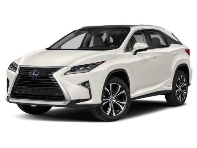 2019 Lexus RX 450h : Car has generic photo