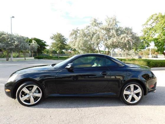 2002 Lexus SC 430:22 car images available
