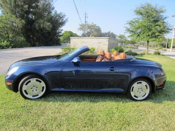 2002 Lexus SC 430:20 car images available