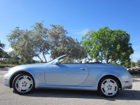 2004 lexus sc 430 for sale in delray beach fl exotic car list. Black Bedroom Furniture Sets. Home Design Ideas