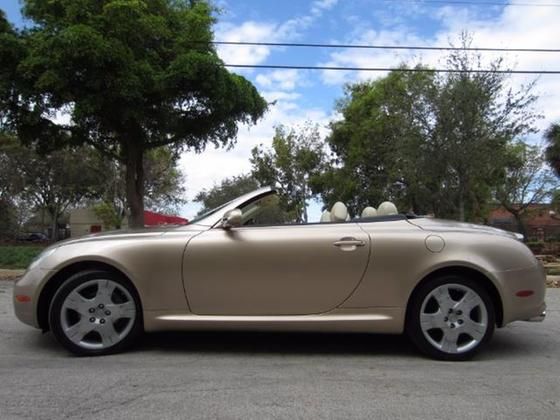 2005 Lexus SC 430:23 car images available