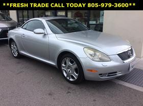 2006 Lexus SC 430:4 car images available