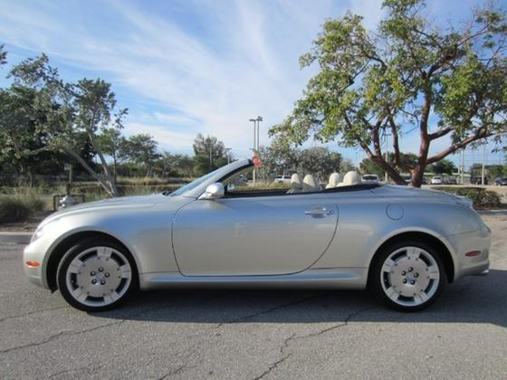 2003 Lexus SC 430:23 car images available