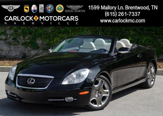 2006 Lexus SC 430:24 car images available