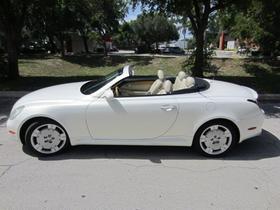 2002 Lexus SC 430:20 car images available