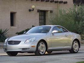 2004 Lexus SC 430 : Car has generic photo