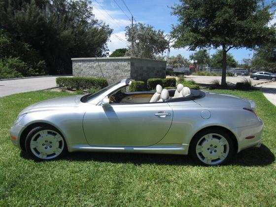 2002 Lexus SC 430:19 car images available