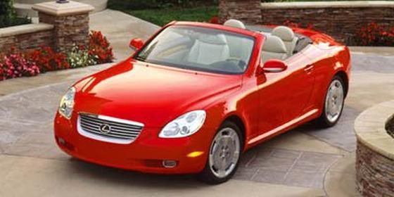 2005 Lexus SC 430 : Car has generic photo