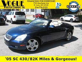 2005 Lexus SC 430:24 car images available