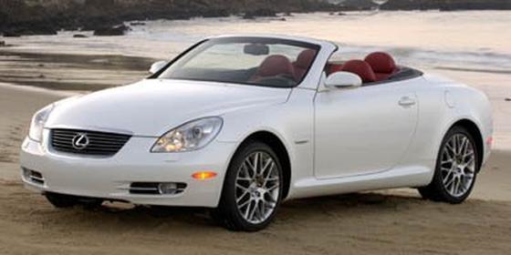 2007 Lexus SC 430 : Car has generic photo