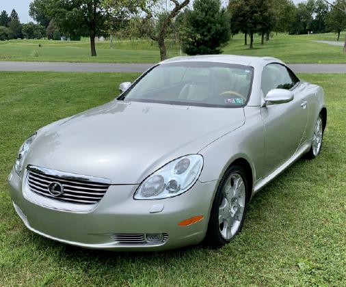 2004 Lexus SC 430:10 car images available