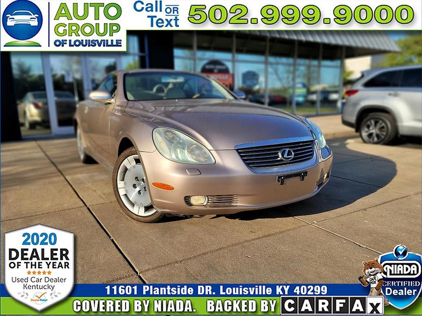 2005 Lexus SC 430:24 car images available
