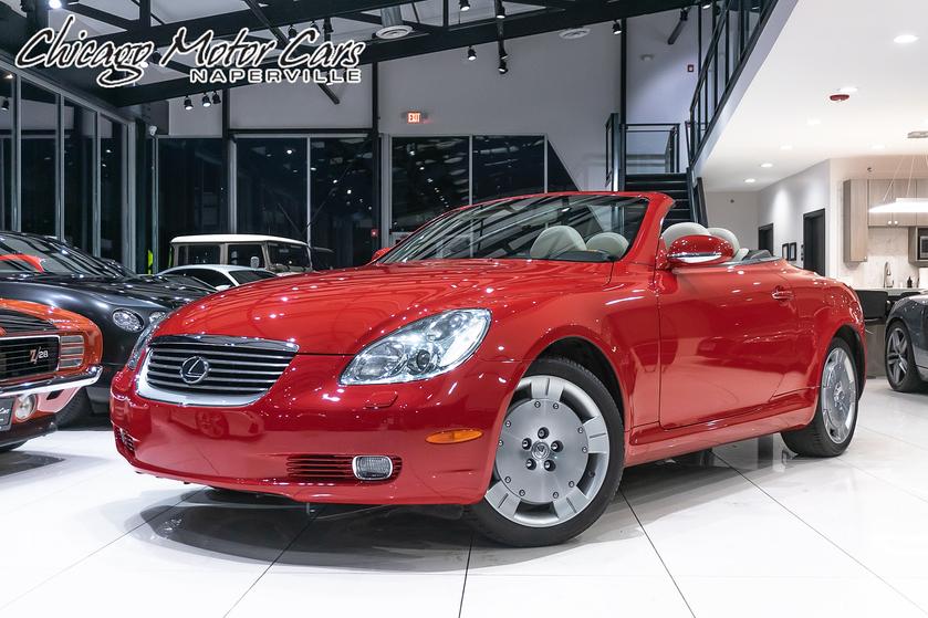2002 Lexus SC 430:24 car images available