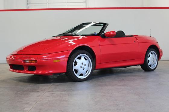1991 Lotus Elan :9 car images available