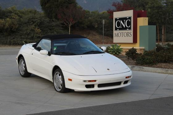 1991 Lotus Elan :19 car images available