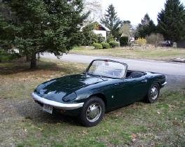 1965 Lotus Elan  : Car has generic photo