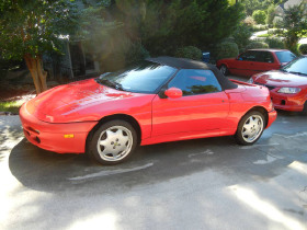 1991 Lotus Elan Roadster:9 car images available