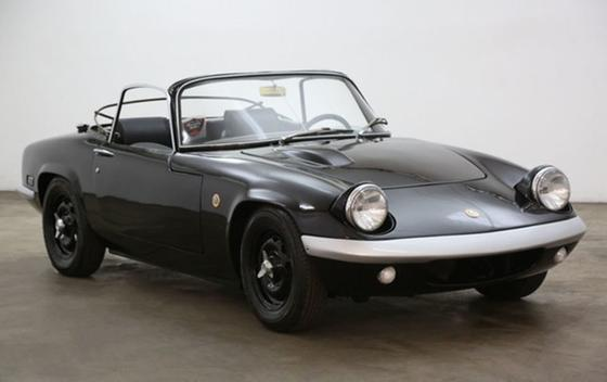1970 Lotus Elan Roadster:21 car images available