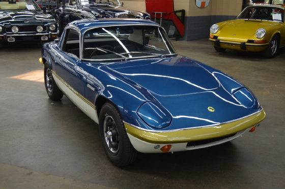 1972 Lotus Elan Sprint:12 car images available