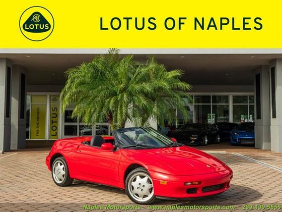 1991 Lotus Elan Turbo:24 car images available