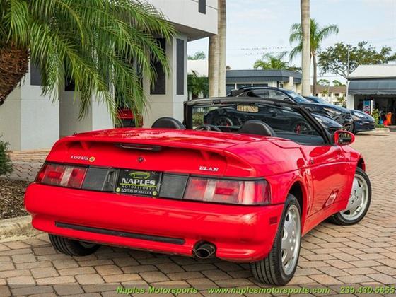 1991 Lotus Elan Turbo