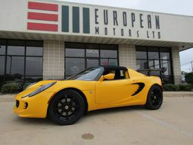 2008 Lotus Elise Roadster Convertible:17 car images available