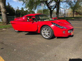 2008 Lotus Elise Roadster Convertible