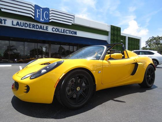 2005 Lotus Elise Roadster Convertible:24 car images available