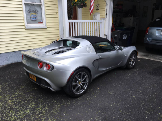 2006 Lotus Elise Roadster Convertible