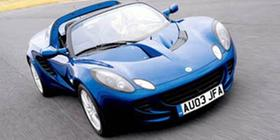 2005 Lotus Elise Roadster Convertible : Car has generic photo