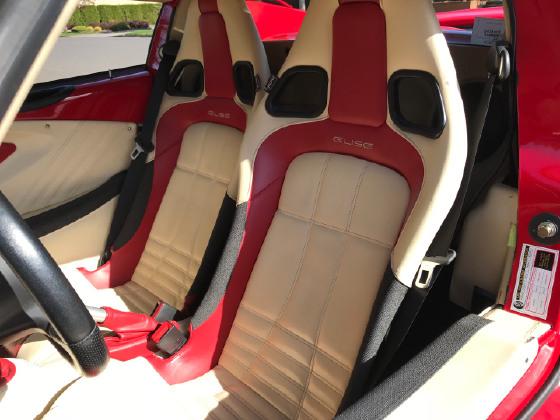 2008 Lotus Elise Roadster