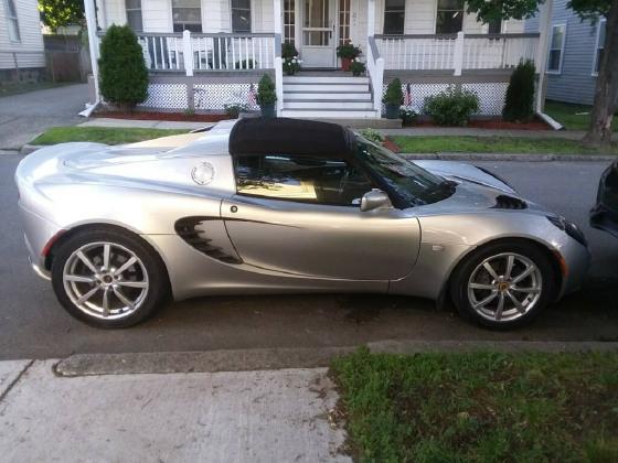 2006 Lotus Elise Roadster