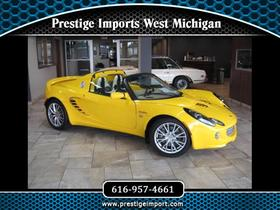 2008 Lotus Elise Roadster:24 car images available
