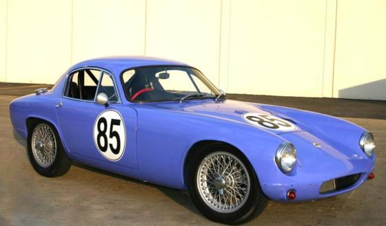 1960 Lotus Elite :5 car images available
